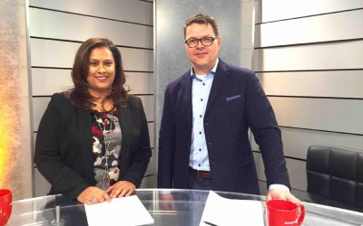 The Art of Facilitation with Moe Poirier on Rogers TV