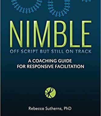 nimble a coaching guide for responsive facilitation cover page
